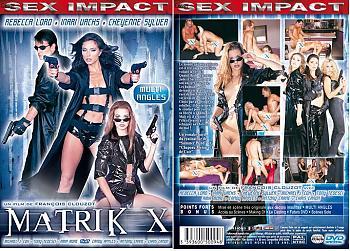 Matrik X / Матрица без купюр (2007) DVDRip