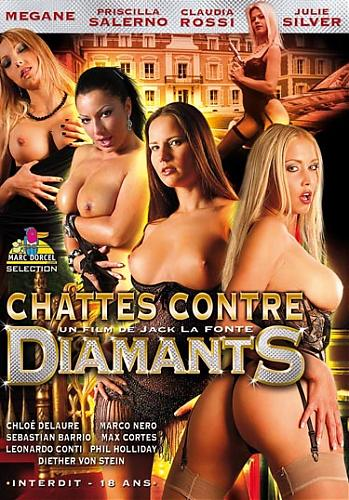 Chattes contre Diamants / Кошки против Алмазов  (Marc Dorcel) (2008) DVDRip