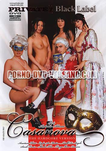 Казанова XXX / Casanova XXX  -  Private: серия Black Label #46 (2006) DVDRip