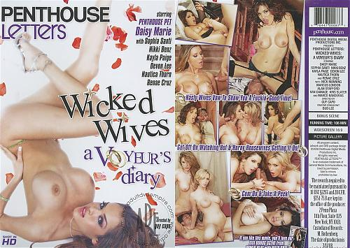 Penthouse Letters: Wicked Wives - A Voyeur's Diary / Порочные жены  (2008) DVDRip