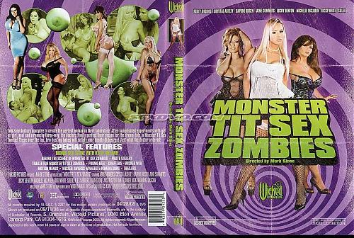 Monster Tit Sex Zombies / Секс Зомби c Огромными Сиськами (2008) DVDRip