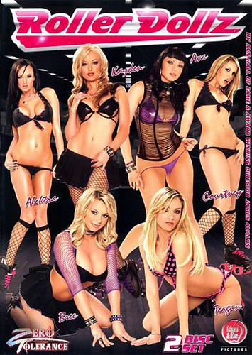 Roller Dollz / Куклы на роликах (2008) DVDRip