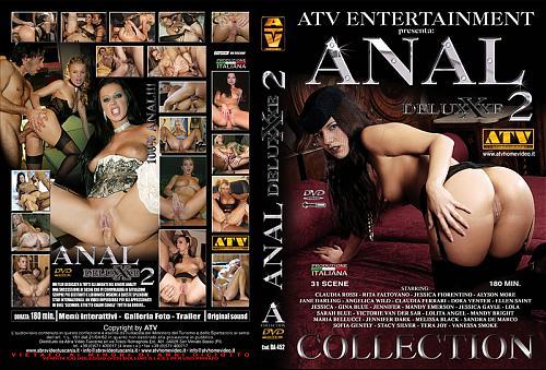 Анал Делюкс 2 / Anal Deluxxxe Vol.2   (Marc Dorcel) (2008) DVDRip