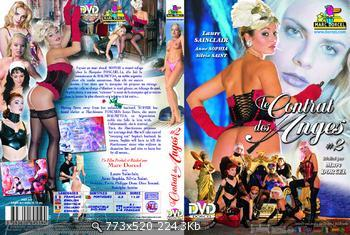 Le Contrat des anges 2 / Контракт ангелов 2  (Marc Dorcel) (2000) DVDRip