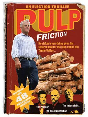 Pulp Friction/Криминальное Трение (2006) DVDRip