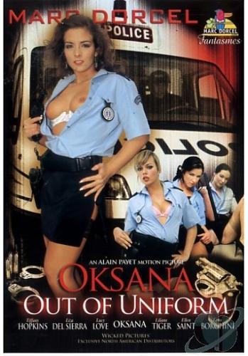 Oksana: Out Of Uniform / Оксана:Полицейская в униформе (Marc Dorcel) (2006) DVDRip
