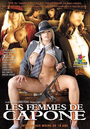 Les Femmes de Capone / Шлюхи Аль Капоне (Marc Dorcel)  (2009) DVDRip