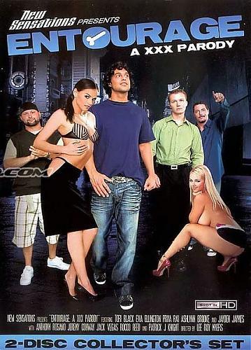 Entourage: A XXX Parody / (Окружение) (2009) DVDRip