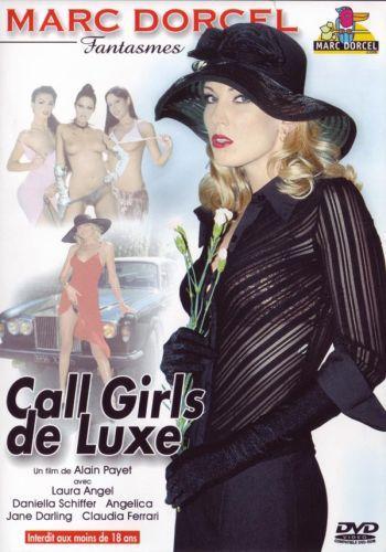 Call Girls De Luxe / Роскошные девочки по вызову  (Marc Dorcel) (2003) DVDRip