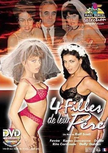4 Filles de leur Pere (Marc Dorcel) (1998) DVDRip