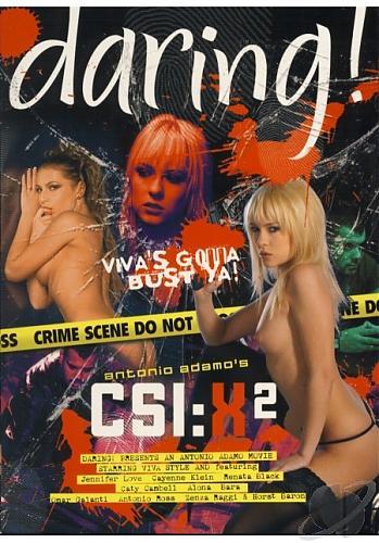 Криминальные Секс Расследования 2 / Criminal Sex Invesigation 2 (2008) DVDRip