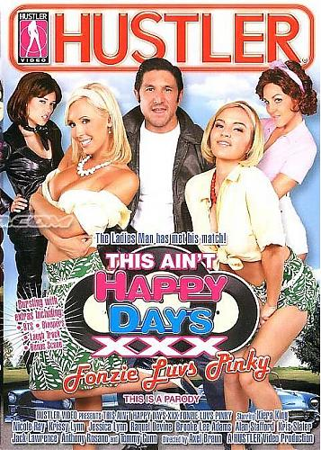 Пародия на американский сериал 50 -х годов(This Aint Happy Days (2009) DVDRip