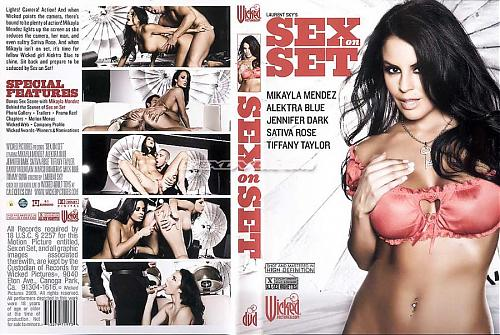 Sex On Set / Секс В Наборе (Laurent Sky / Wicked Pictures) [2009 г., Vignettes] *(Release Date:Nov 19, 2009) (2009) DVDRip