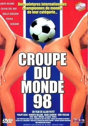 Croupe Du Monde 98 / Девочки фанатки мондиаля 98  ( Mario Salieri ) (1998) DVDRip