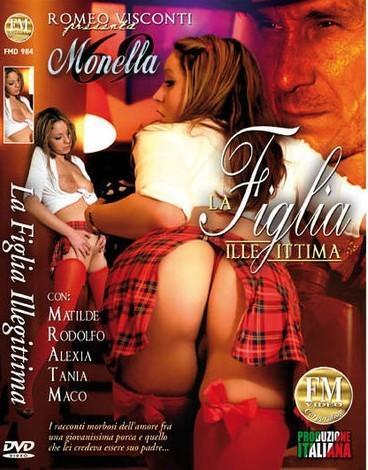 La Figlia Illegittima / Незаконная дочка (2009) DVDRip