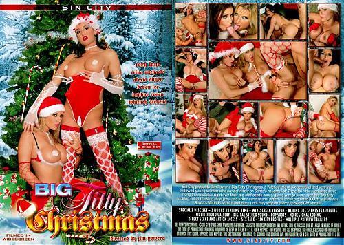Big Titty Christmas / Большие Рождественские Сиськи (6 клипов) (2006) DVDRip