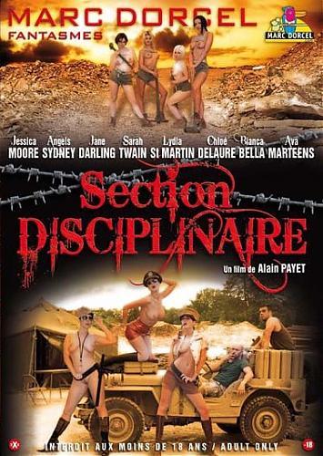 Disciplinary section / Дисциплинарный Батальон (Marc Dorcel) (2008) DVDRip