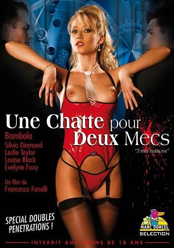 Une Chatte Pour Deux Mecs / Кошка для двух парней  (Marc Dorcel) (2008) DVDRip