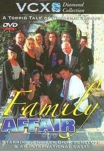 Portrait de famille / Secretos De Familia / Семейный портрет (Ralf Scott / XY Video) [1996 г., Feature, Straight, Oral, Facial, Lesbo, Anal, DP, INCEST] (1996) DVDRip
