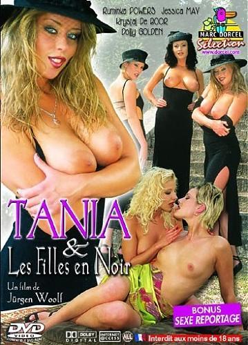 Tania. Et Les Filles En Noir / Татьяна и девушки в черном  (Marc Dorcel) (2000) DVDRip