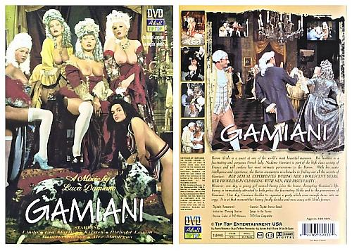 Gamiani (Countess Gamiani, Lady Gamiani) / Графиня Гамиани (Franco lo Cascio as Luca Damiano, Luca Damiano / MMV) [1997 г., Anal, Oral, Double Penetration, Lesbian, DVDRip] [rus] (1997) DVDRip
