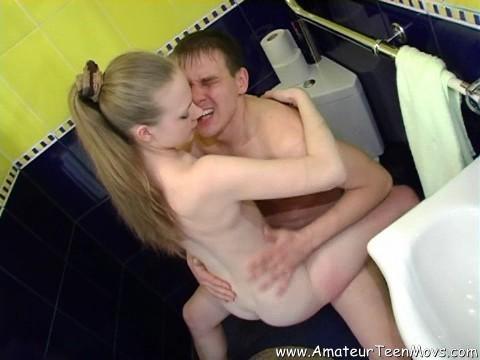 Умопомрачительный трах в ванной №66 (2008) DVDRip