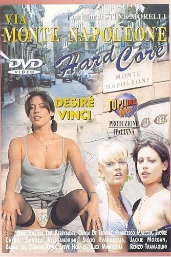 Via Monte Napoleone hardcore / Хардкор на улице Монте-Наполеона  (Marc Dorcel)  (1999) DVDRip