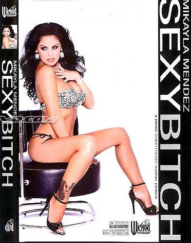 Sexy Bitch! (Mikayla, Alektra Blue, Tanya James, Carmella Bing, Jenaveve Jolie, Tory Lane, Barrett Blade, Barry Scott, Danny Mountain, Marco Banderas, Niko, Randy Spears) (2008) DVDRip