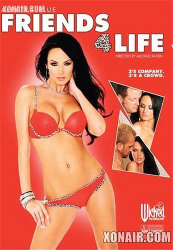 Friends 4 Life (Alektra Blue, Mikayla Mendez, Barrett Blade, Janet Mason, Kiara Diane)  (2009) DVDRip