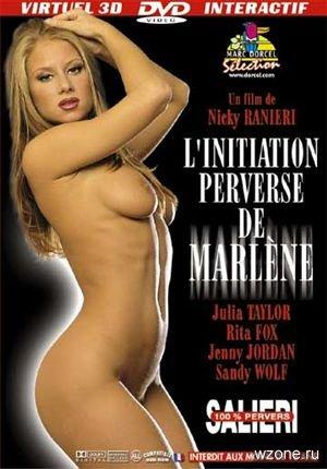 Maruzzella / L'Initiation perverse de Marlene  ( Mario Salieri / Marc Dorcel) (2002) DVDRip