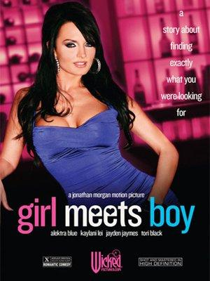 Girl Meets Boy / Девушка Встречает Мальчика *(Release Date:May 14,2009)(Jonathan Morgan., Wicked Pictures.) [2009 г., Feature, Plot Based, Couples., DVDRip] (2009) DVDRip