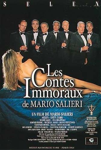 Les Contes Immoraux de Mario Salieri / Аморальные истории Марио Сальери  ( Mario Salieri )  (1999) DVDRip