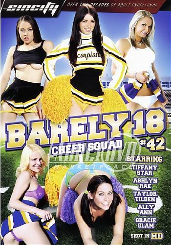 Barely 18 42 Cheer Squad / Немногословная Команда (2009) DVDRip