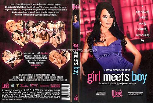 Girl Meets Boy (2009) DVDRip