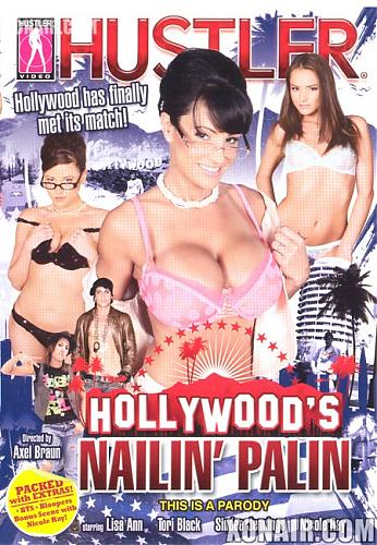 Hollywood's Nailin' Palin / Hollywoods Nailin Palin (Axel Braun,Hustler) [2009, Feature, Spoofs, Straight, DVDRip] (2009) DVDRip