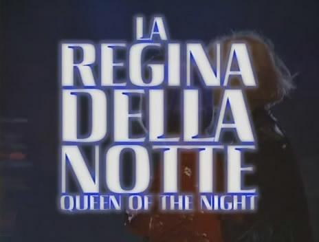 La regina della notte / Королева ночи (2001) DVDRip