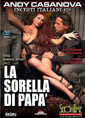 Incesti italiani №10 La Sorella Di Papa / Инцест по-итальянски №10 Папина сестра (2006) DVDRip