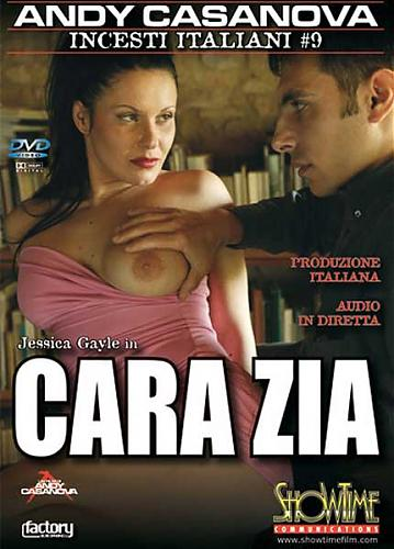 Incesti italiani №09 Cara Zia / Инцест по-итальянски №09 Дорогая малышка (2005) DVDRip