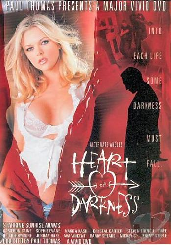 Heart Of Darkness / Чёрное сердце (Vivid / Paul Thomas) [2004, Feature, DVDRip] (5 пронооскаров, в т.ч. за лучшую оральную сцену!) (2004) DVDRip