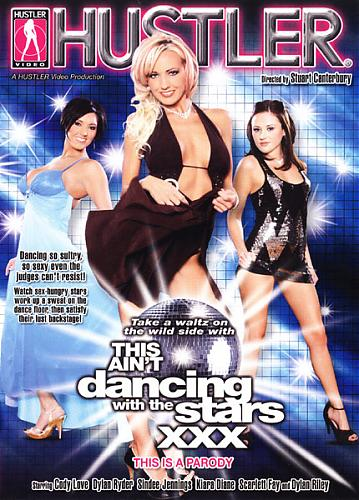 Танцы Со Звездами - XXX Пародия / This Isn't Dancing With The Stars XXX (Hustler Video, Stuart Canterbury) [2009 г., Feature, DVDRip] (2009) DVDRip