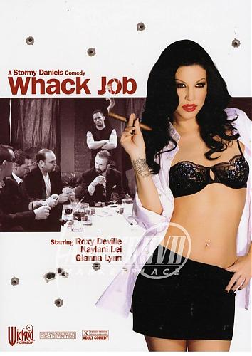 Whack Job / Заказное убийство (Сумасшедшая) (Stormy Daniels, Wicked Pictures) [2009 г., Feature, Comedy, DVDRip] (2009) DVDRip