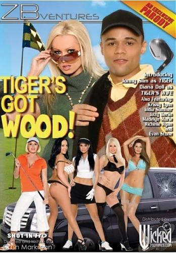 Tigers Got Wood/ Тиргы получают на природе (2010) DVDRip