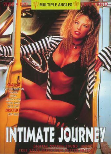 Intimate Journey / Интимная поездка (Vivid Video, Judy Blue) [1993 г.; All Sex; DVDRip] (Racquel Darrian совершает полную секса поездку) (1993) DVDRip