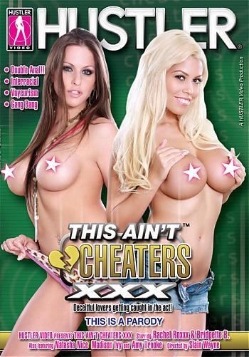 "This Ain't Cheaters XXX / Это Не ""Изменщицы"" (Slain Wayne, Hustler) [2010 г., Feature, Parodies, Anal, DP, DVDRip] (Bridgette B., Rachel Roxxx)*Release Date: Mar 15, 2010* (2010) DVDRip"