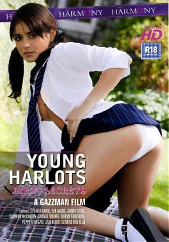 Young Harlots.Dirty Secrets / Молодые Проститутки. Грязные Тайны (2008) DVDRip