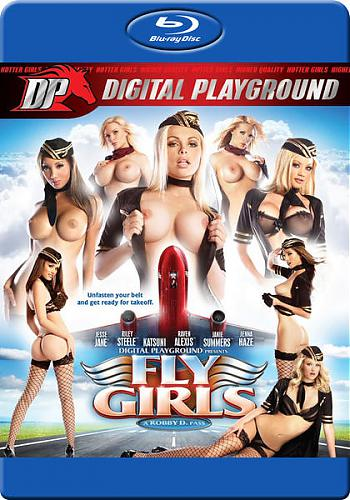 Стюардессы / Fly Girls (русский перевод) (2010) DVDRip