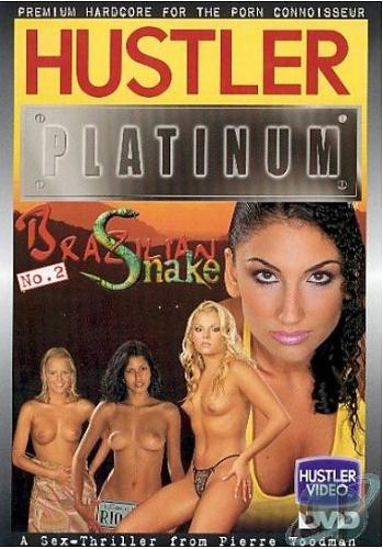 Hustler Platinum #3 - Brazilian Snake 2 / Бразильская змея 2 (2001) DVDRip