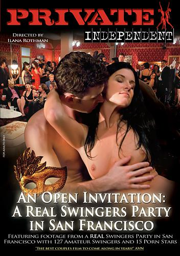 Private Independent 2: An Open Invitation - A Real Swingers Party in San Francisco  (Ilana Rothman, kink.com / Private) [2010, Feature, Orgy, DVDRip] *Release Date: June 17, 2010* (2010) DVDRip