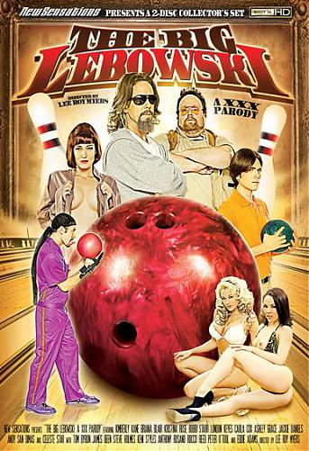 The Big Lebowski: A XXX Parody / Большой Лебовски: Пародия XXX (Lee Roy Meyers / New Sensations) [2010, Feature, Couples, Parody / Spoof, Comedy. DVDRip] *Release Date:May 04, 2010* (2010) DVDRip