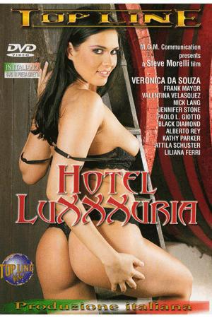 Hotel Luxxxuria (Jennifer Stone, Valentina Velasques, Black Diamond, Veronica Da Souza) / Отель Люксекс / Hotel Luxor / Отель Люксор (Steve Morelli, Top Line) [2005 г., Feature, anal, beautiful sex, DVDRip] (2005) DVDRip